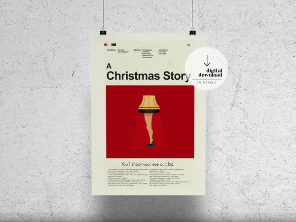 A Christmas Story | DIGITAL DOWNLOAD