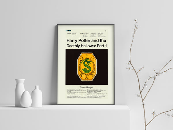 Harry Potter and the Deathly Hallows Part 1 | DIGITAL DOWNLOAD