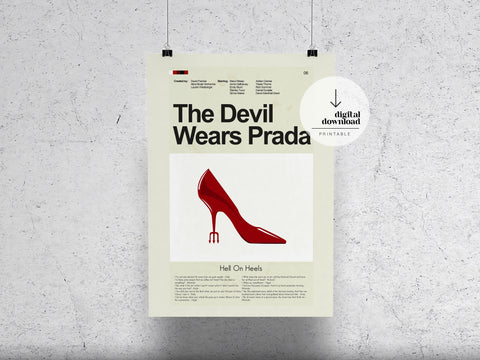 The Devil Wears Prada | DIGITAL DOWNLOAD