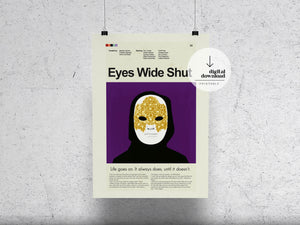 Eyes Wide Shut | DIGITAL DOWNLOAD