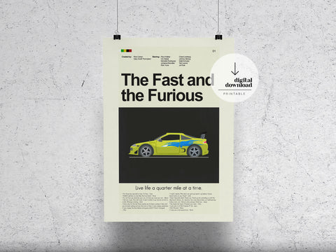 The Fast and the Furious | DIGITAL DOWNLOAD