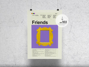 Friends | DIGITAL DOWNLOAD