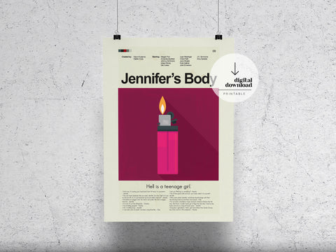 Jennifer's Body | DIGITAL DOWNLOAD