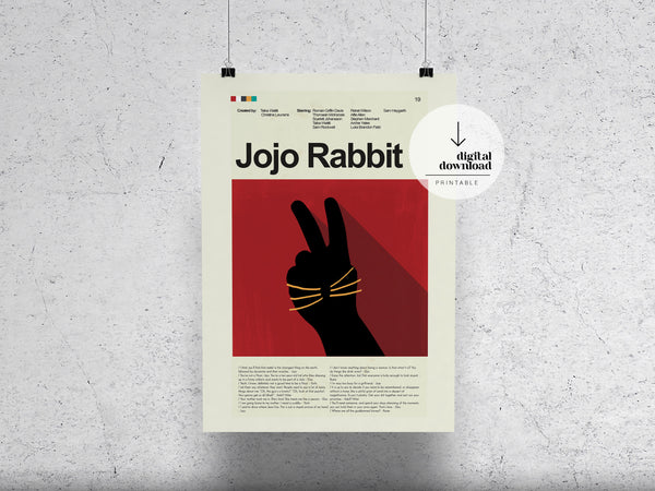 Jojo Rabbit | DIGITAL DOWNLOAD