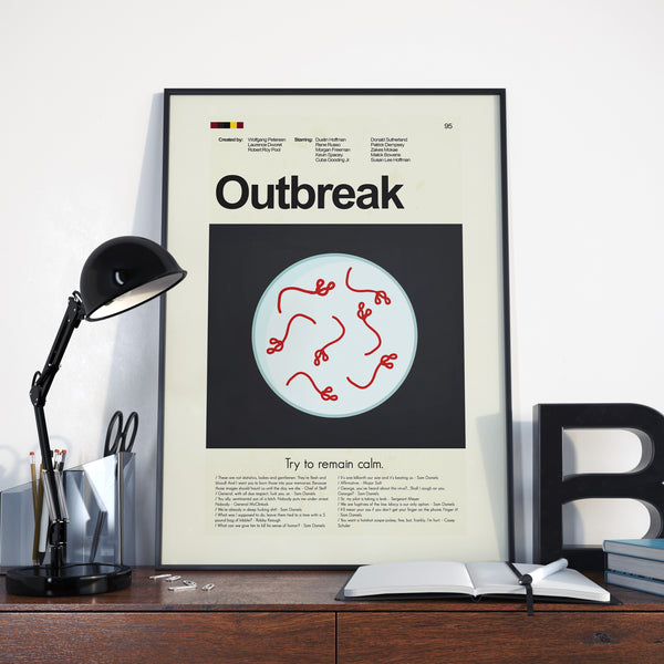 Outbreak | DIGITAL DOWNLOAD