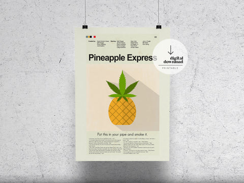 Pineapple Express | DIGITAL DOWNLOAD