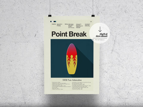 Point Break | DIGITAL DOWNLOAD