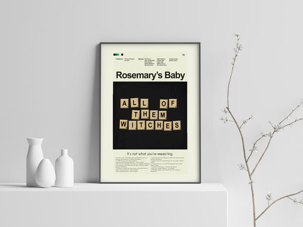 Rosemary's Baby | DIGITAL DOWNLOAD