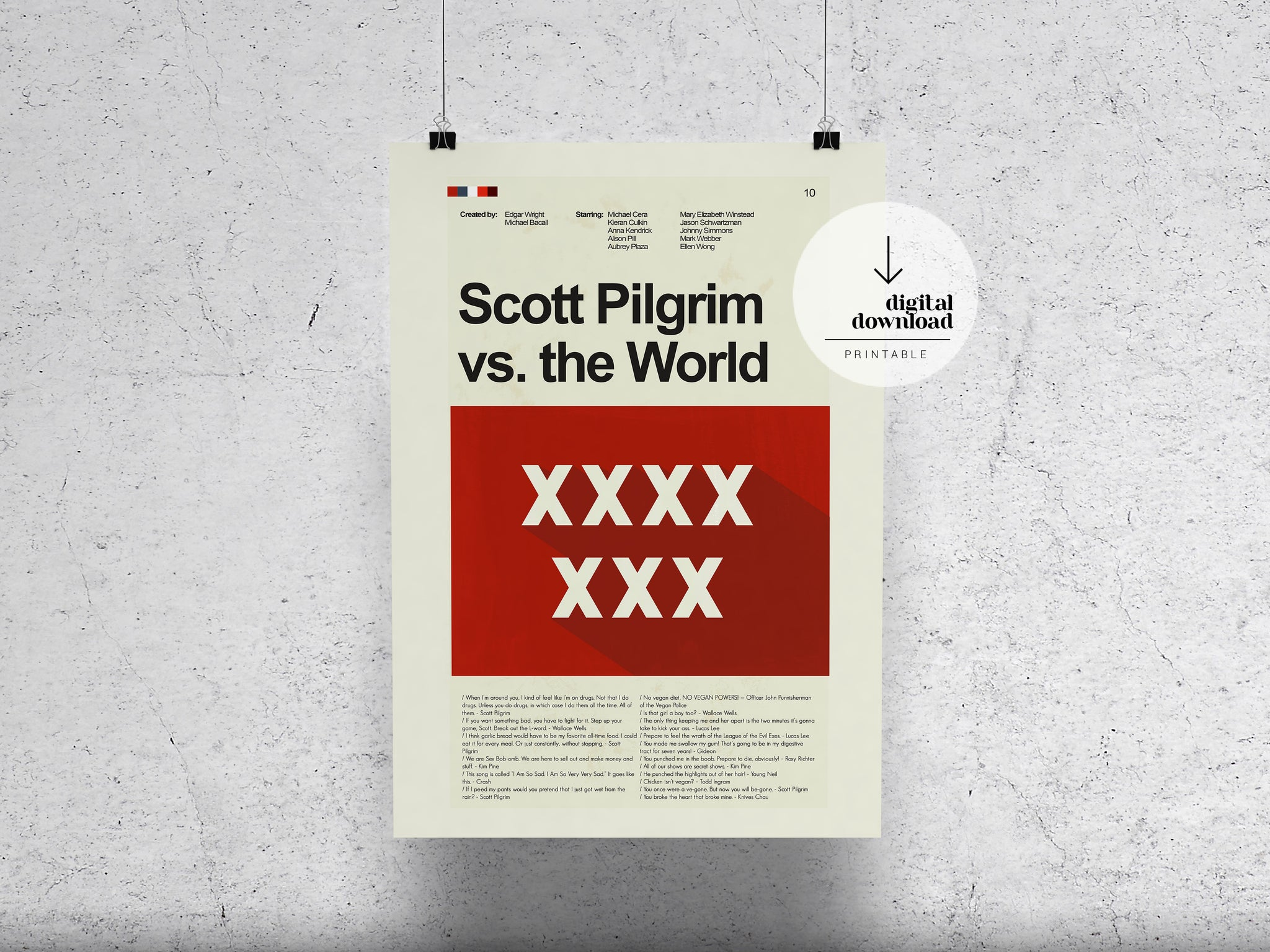 Scott Pilgrim vs. the World | DIGITAL DOWNLOAD