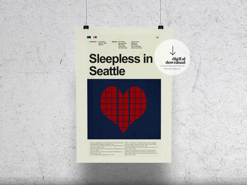 Sleepless in Seattle | DIGITAL DOWNLOAD