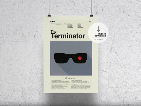 The Terminator | DIGITAL DOWNLOAD