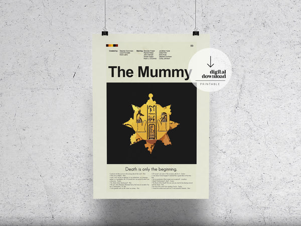 The Mummy | DIGITAL DOWNLOAD