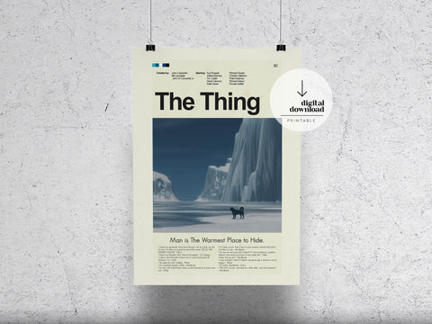 The Thing | DIGITAL DOWNLOAD
