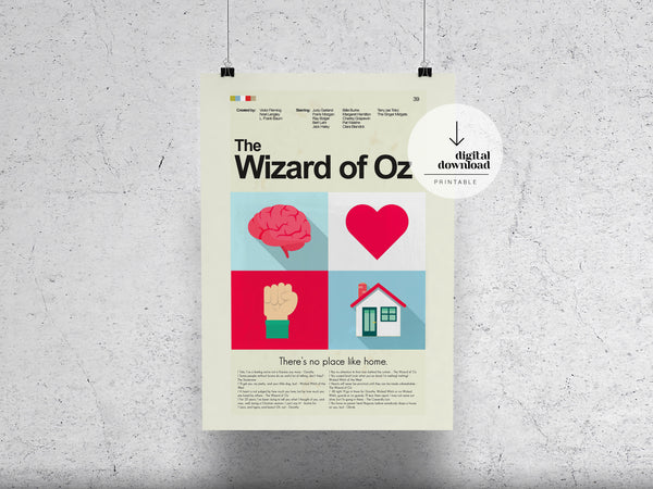 The Wizard of Oz | DIGITAL DOWNLOAD
