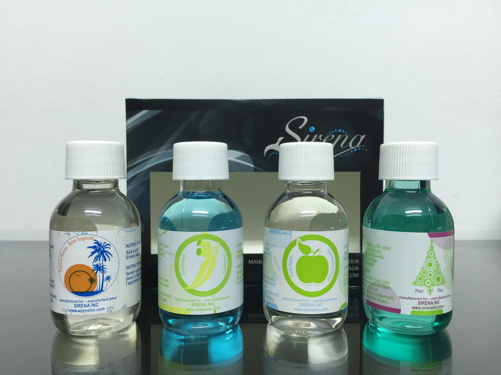 Sirena - Natural fragrances