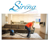 SIRENA |  Air Purifier System and Total Sanitizer for Domestic and Professional use