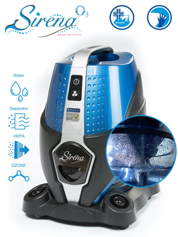 SIRENA O3 | Air Purification System and Cleaning Sanitizer with integrated Ozone