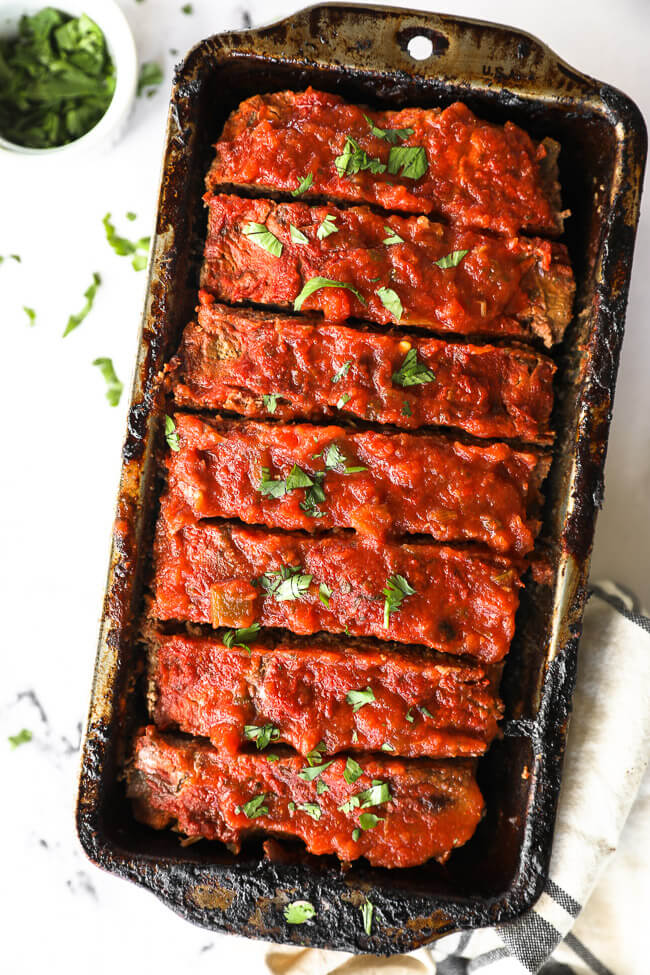 Ready Made, Taco Meatloaf