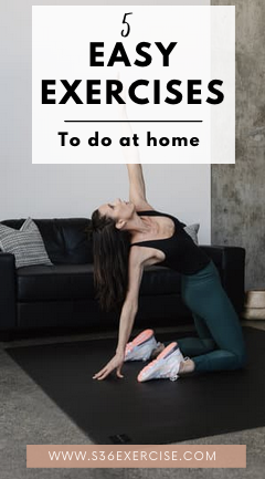 exercise, home exercising, home exercises, office exercises, home workout, small space exercises, small space gym, small space workout
