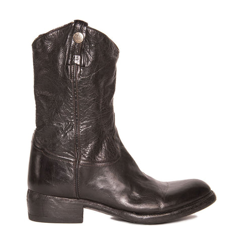 Dark Brown Cowboy Boots