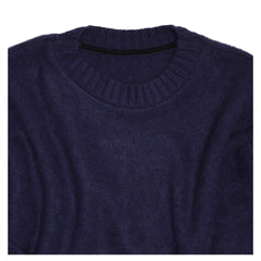 Purple & Blue Cashmere Sweater