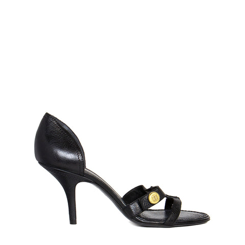 Givenchy Black Heeled Sandals, size 40 (Italian)