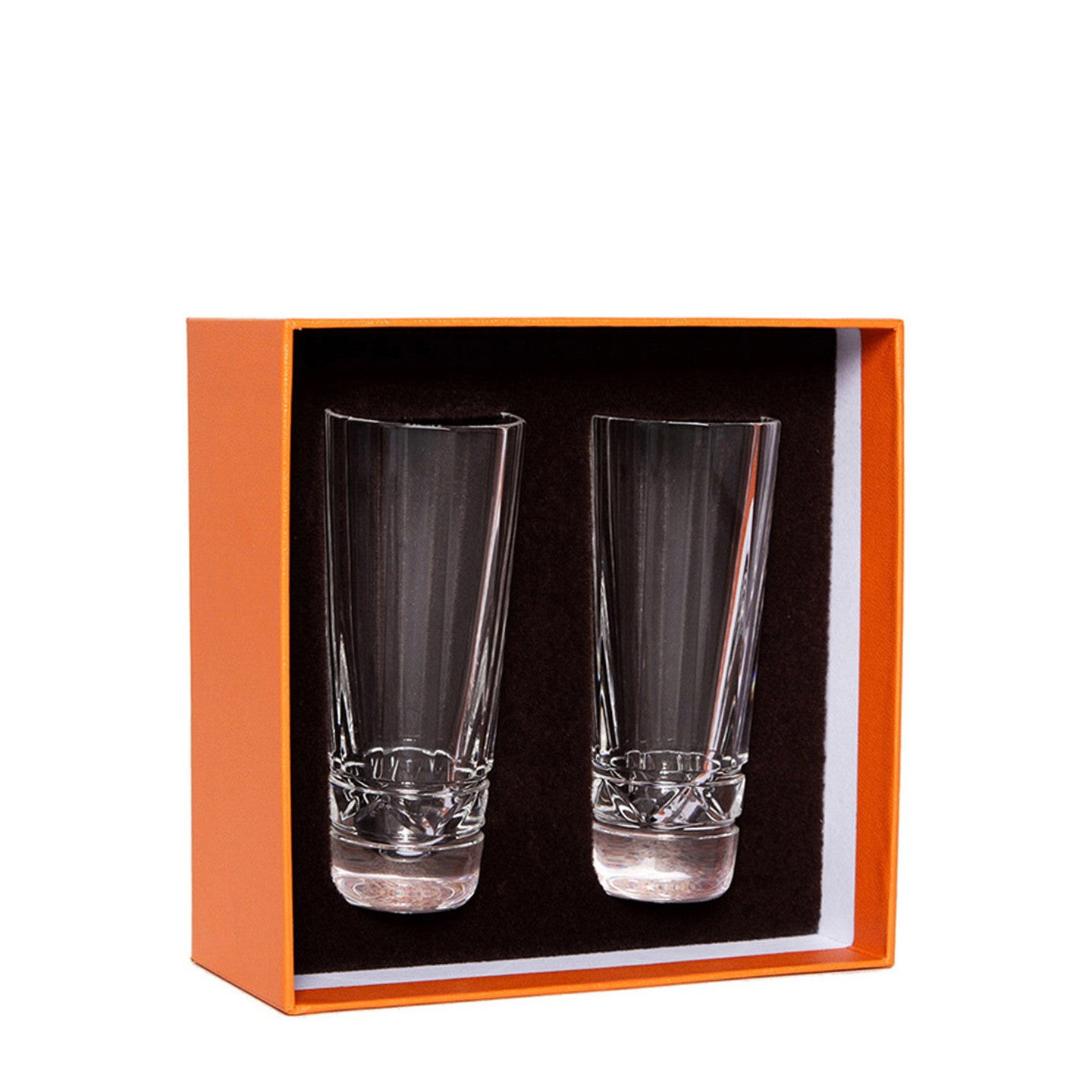 Find authentic preowned Hermès Crystal Vodka Shot Glasses at BunnyJack, where a portion of every sale goes to charity.