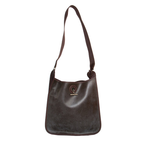 Find an authentic preowned Hermès Brown Eco Leather Bag at BunnyJack, where a portion of every sale goes to charity.