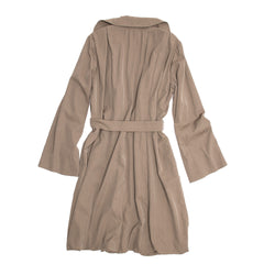 Taupe Classic Trench Coat