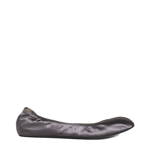 Find authentic preowned Lanvin Mauve Sateen Ballerina Shoes, size 41 (Italian) at BunnyJack, where a portion of every sale goes to charity.