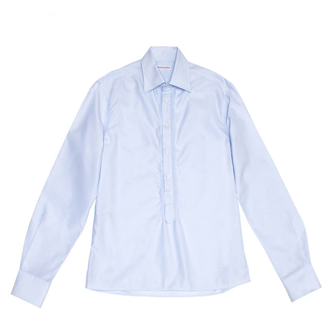 Michael Bastian Sky Blue Shirt For Man