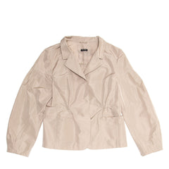 Taupe Short Jacket
