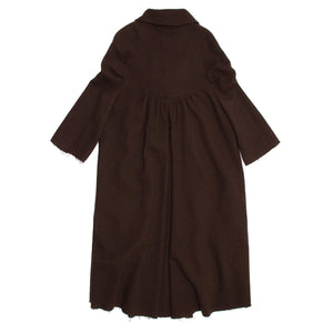 Marc Jacobs Brown Wool Tent Dress
