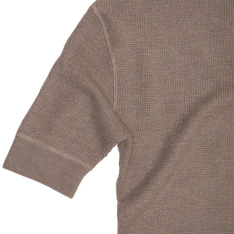 Marc Jacobs Grey Brown Cashmere Sweater