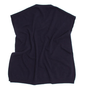 Find an authentic preowned Prada Navy Blue V-Neck Knit Top size 40 (Italian) at BunnyJack, where up to 50% of each sale price is donated to charity.
