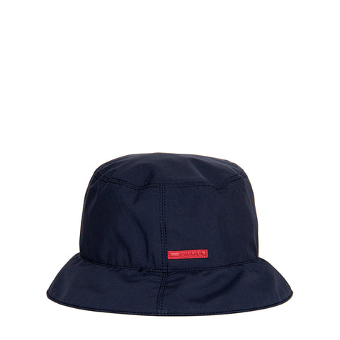 Find an authentic preowned Prada Navy Blue Goretex Bucket Cap at BunnyJack, where up to 50% of each sale price is donated to charity.
