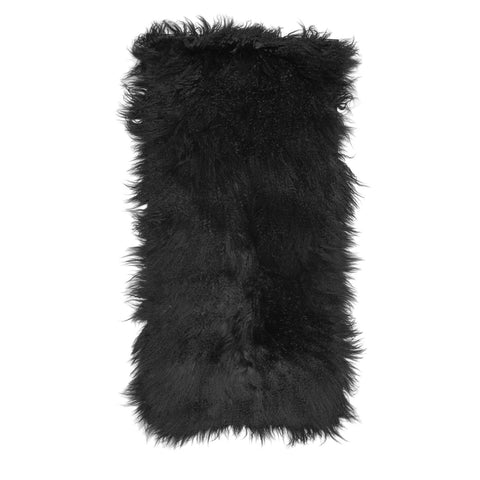 Find an authentic preowned Prada Black Fur & Leather Rug at BunnyJack, where up to 50% of each sale price is donated to charity.