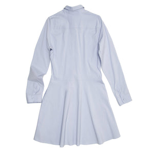 Light Blue Shirt Dress