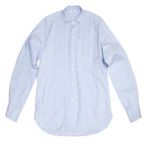 Find an authentic preowned 45 RPM Light Blue Shirt For Man, size 3 at BunnyJack.