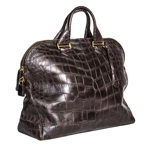 Find an authentic Tom Ford Crocodile Bag and other preowned Tom Ford at BunnyJack, where a portion of each sale price goes to a deserving charity.
