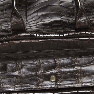 Find the Tom Ford crocodile bag and crocodile travel bags at BunnyJack.