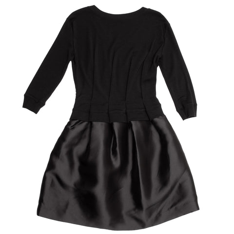 Black Cocktail Style Dress