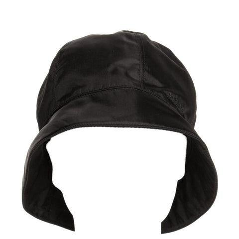 Find an authentic preowned Prada Black Nylon Bucket Cap size Large at BunnyJack, where up to 50% of each sale price is donated to charity.