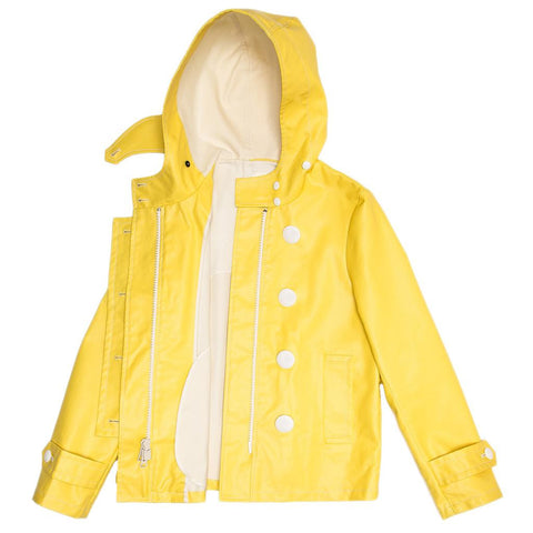 Bright Yellow Sailor Slicker