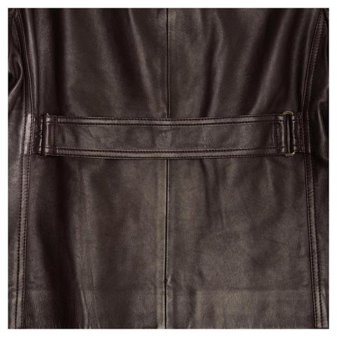 Find Gucci brown leather jackets, authentic and preowned, at BunnyJack.