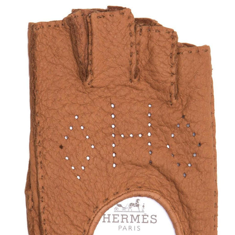 Find Hermès driving gloves, authentic and preowned, at BunnyJack.