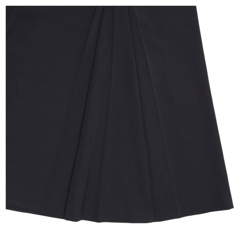 Find an authentic preowned Prada Midnight Blue Wool Skirt size 46 (Italian) at BunnyJack, where up to 50% of each sale price is donated to charity.