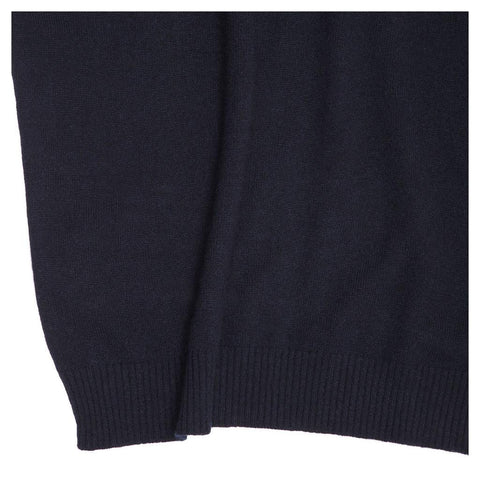 Find a preowned Chanel Cashmere Short Sleeve Sweater size 42 (French) at BunnyJack, where a portion of each sale price goes to charity.