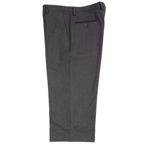Find authentic preowned Jil Sander Grey Wool Gaucho Slacks, size 44 (French) at BunnyJack, where a portion of every sale goes to charity.