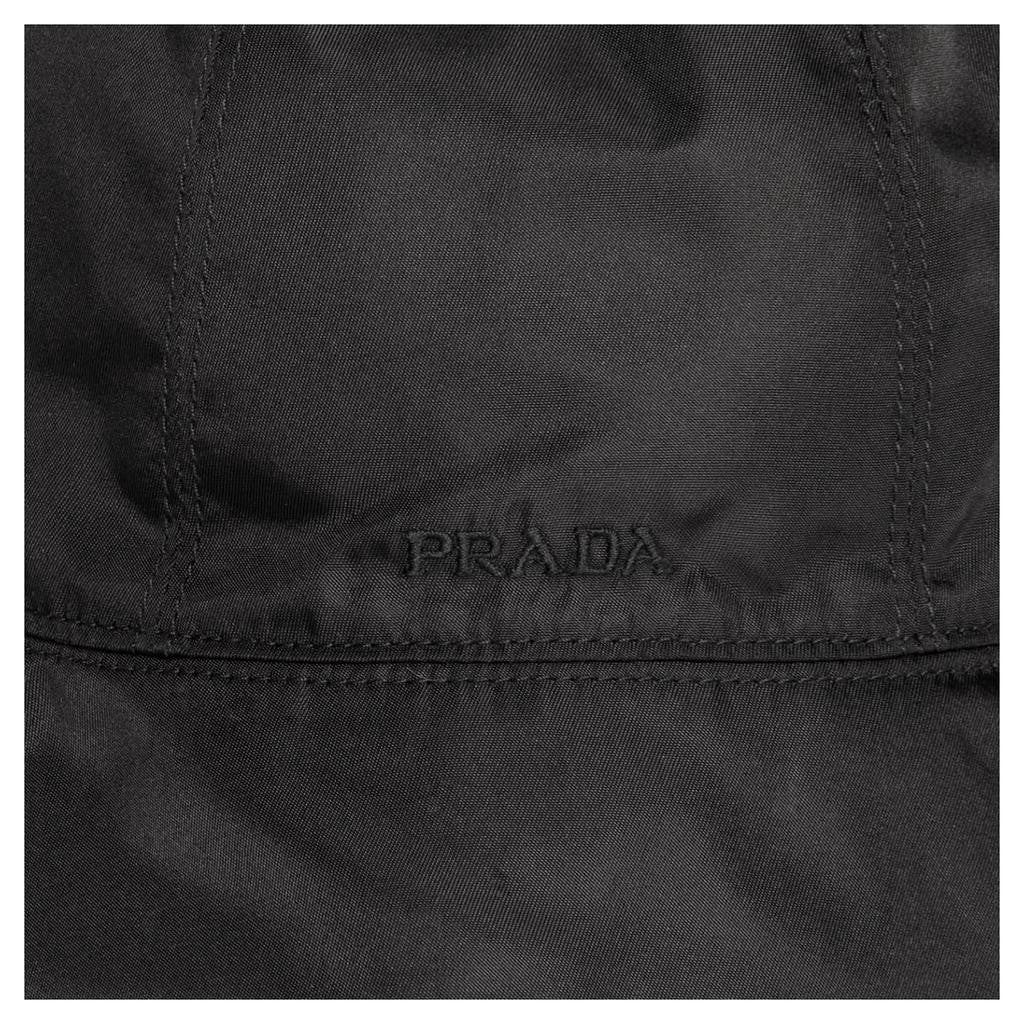 a473905ba7c Find an authentic preowned Prada Black Nylon Bucket Cap size Large at  BunnyJack
